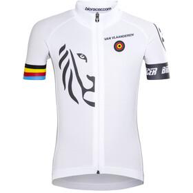 Bioracer Van Vlaanderen Pro Race Jersey Kinderen, white